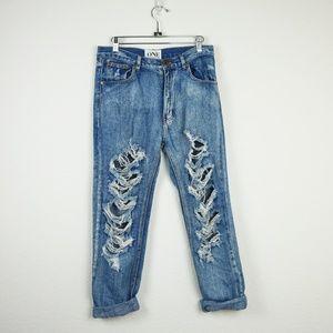 One Teaspoon super baggies jeans